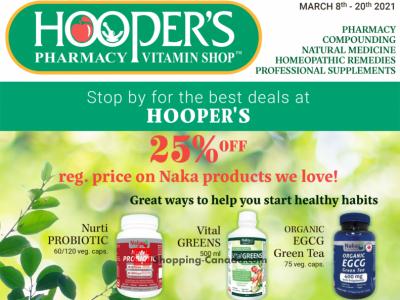 Hoopers Pharmacy Flyer Thumbnail