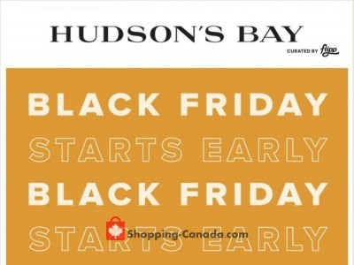 Hudson's Bay Flyer Thumbnail