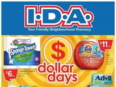 I.D.A. Flyer Thumbnail