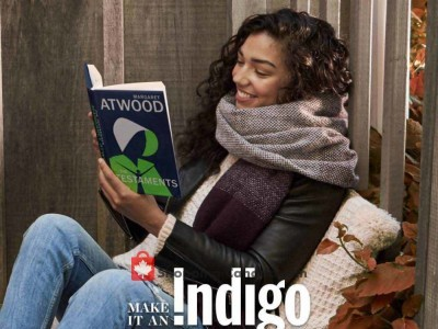 Indigo - Chapters Flyer Thumbnail