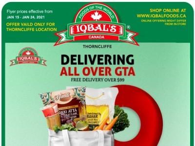 Iqbal Foods Flyer Thumbnail