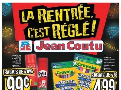 Jean Coutu Pharmacy Flyer Thumbnail