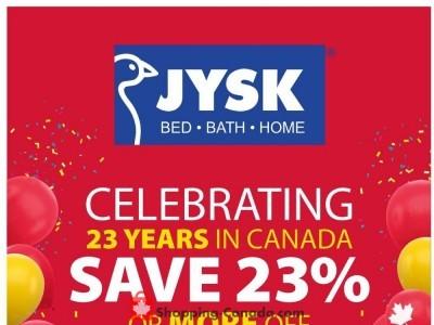 JYSK Flyer Thumbnail