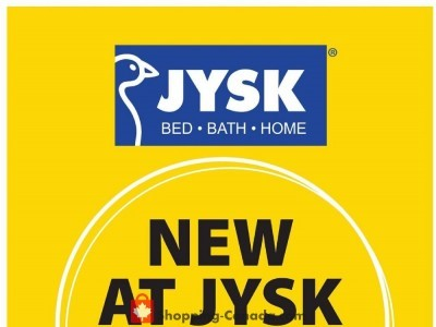 JYSK Outdated Flyer Thumbnail