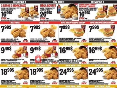 KFC Flyer Thumbnail