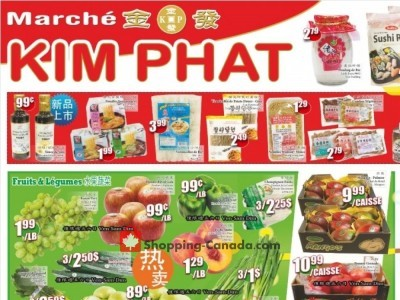 Kim Phat Outdated Flyer Thumbnail