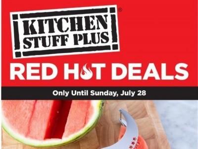 Kitchen Stuff Plus Flyer Thumbnail
