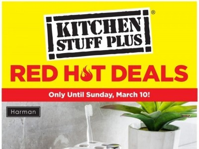 Kitchen Stuff Plus Flyer Thumbnail