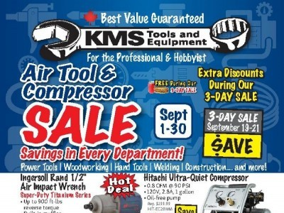 KMS Tools & Equipment Flyer Thumbnail