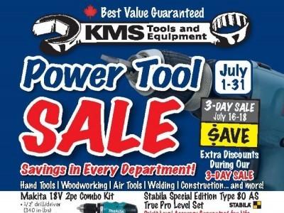 KMS Tools & Equipment Flyer Thumbnail