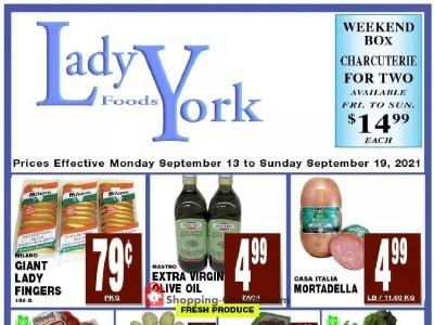 Lady York Foods Flyer Thumbnail