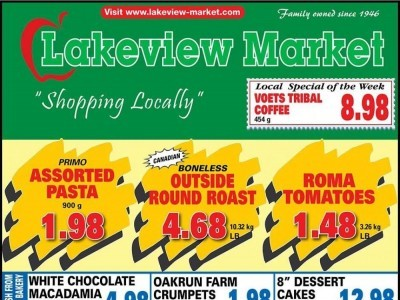 Lakeview Market Outdated Flyer Thumbnail