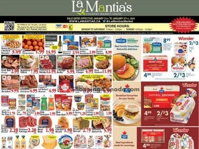 Lamantia's Country Market Flyer Thumbnail