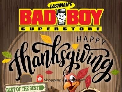 Lastman's Bad Boy Flyer Thumbnail