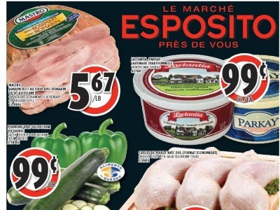 Le Marché Esposito Outdated Flyer Thumbnail