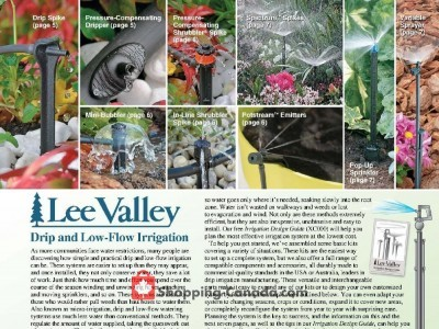 Lee Valley Tools Ltd Outdated Flyer Thumbnail