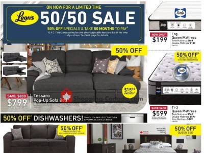 Furniture Flyers Weekly Ads In Canada, Black Friday Furniture Deals 2020 Canada