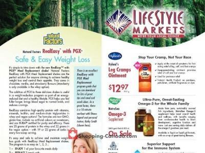 Lifestyle Markets Flyer Thumbnail