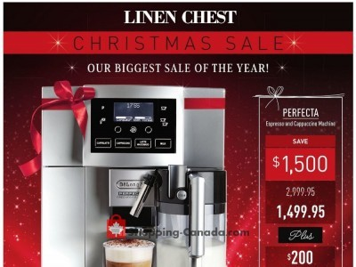 Linen Chest Flyer Thumbnail