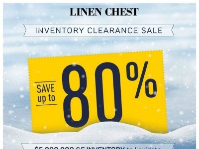 Linen Chest Outdated Flyer Thumbnail