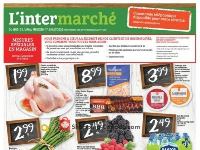 L'inter Marché Outdated Flyer Thumbnail