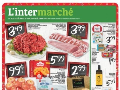L'inter Marché Flyer Thumbnail