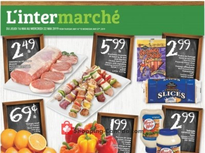 L'inter Marché Flyer Thumbnail