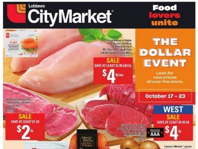 Loblaws Flyer Thumbnail