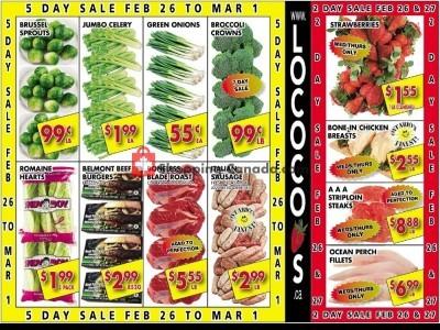 Lococo's Flyer Thumbnail