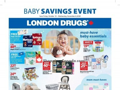London Drugs Flyer Thumbnail