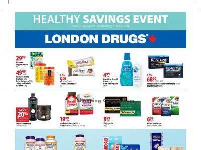 London Drugs Flyer Thumbnail