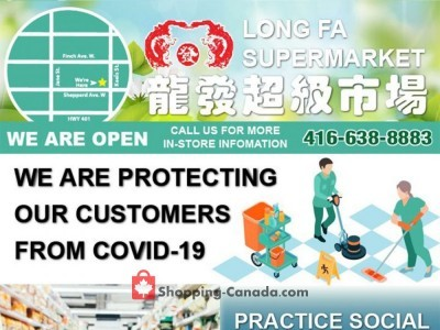 Long Fa Supermarket Flyer Thumbnail