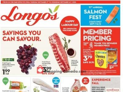 Longo's Flyer Thumbnail