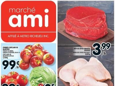 Marche Ami Flyer Thumbnail