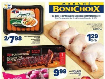 Marche Bonichoix Outdated Flyer Thumbnail