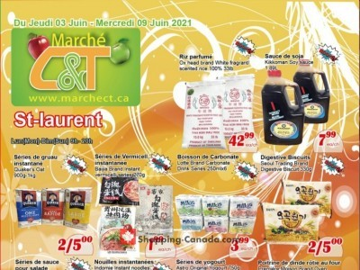 Marche C&T Outdated Flyer Thumbnail