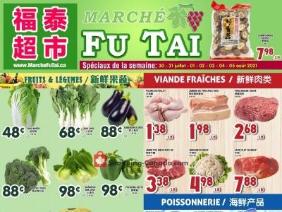 Marché Fu Tai Flyer Thumbnail