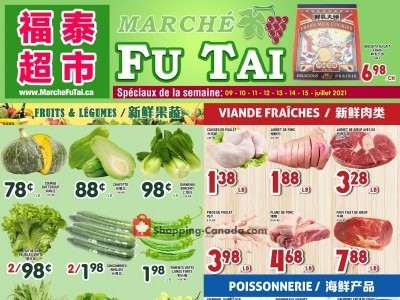 Marché Fu Tai Outdated Flyer Thumbnail