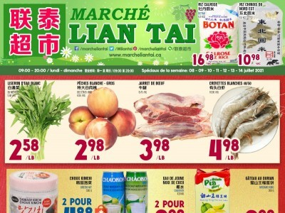 Marché Lian Tai Outdated Flyer Thumbnail