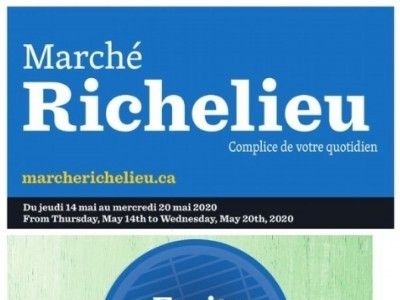 Marche Richelieu Outdated Flyer Thumbnail