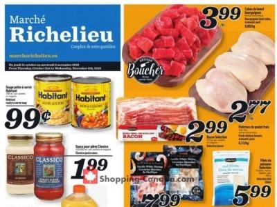 Marche Richelieu Outdated Flyer Thumbnail