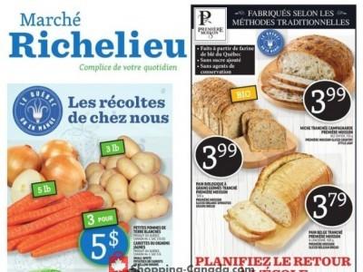 Marche Richelieu Flyer Thumbnail