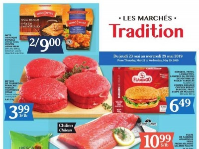 Marche Tradition Flyer Thumbnail