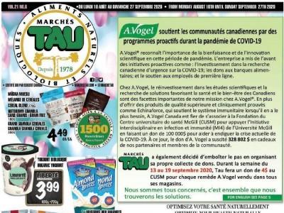 Marches Tau Flyer Thumbnail