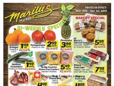 Marilu's Market Flyer Thumbnail