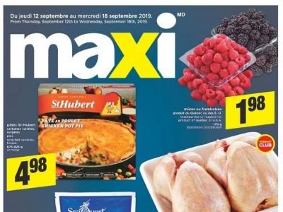 Maxi Flyer Thumbnail