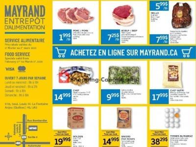 Mayrand Flyer Thumbnail
