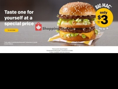 McDonald's Outdated Flyer Thumbnail