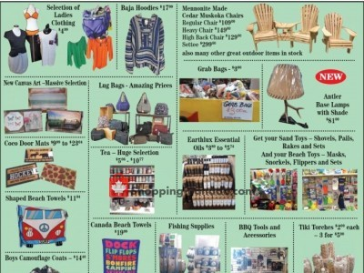 Meaford Factory Outlet Flyer Thumbnail