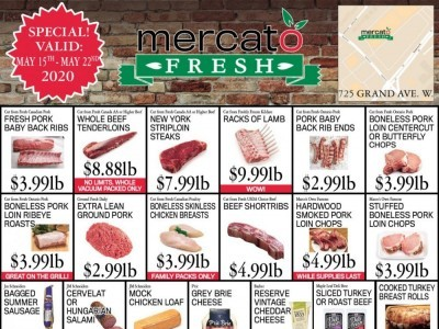 Mercato Fresh Outdated Flyer Thumbnail